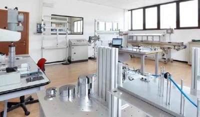 Beretta Quality Laboratory image