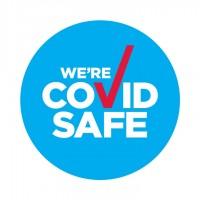 COVID Safe Badge image