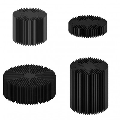 A.A.G. Stucchi Crystal Heat Sinks Group Product Image