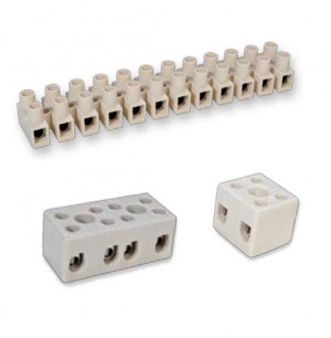 Porcelain & High Temperature Terminal Blocks Group Product Image