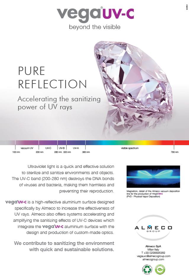 Almeco Vega UV-C flyer
